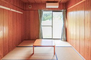 種子島宿泊和室